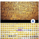 2017 B.C. vs 2017 A.D Hieroglypics vs Emojis - the return of visual language