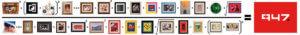 94.7 Highveld Stereo Blueprint for Success Banner