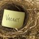 Warm and Fuzzy is Over Employee Empowerment Empty Bird Nest